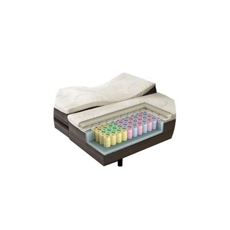 Reverie Adjustable Beds Reverie Deluxe Sleep System Luxury Adjustable Beds