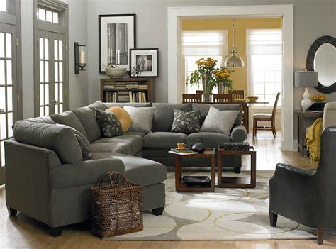 grey sectional living room ideas hgtv home custom upholstery left cuddler sectional by