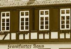 Gasthof Frankfurter Haus  Denkmalpflege, Restaurierung
