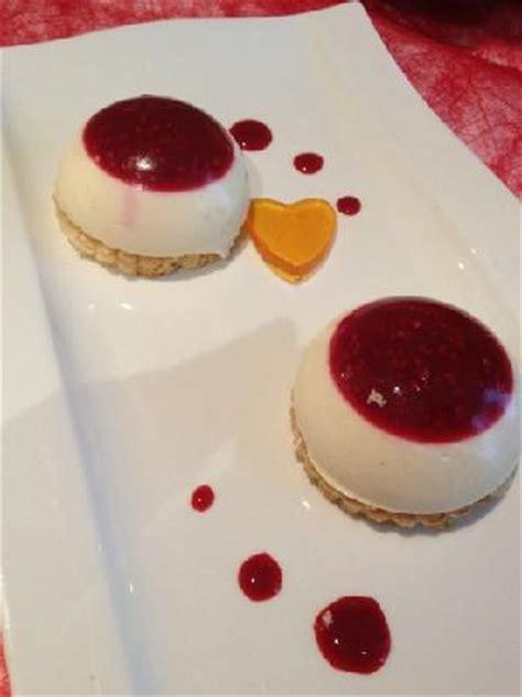 dessert st valentin photo de le resto de babeth hagondange tripadvisor