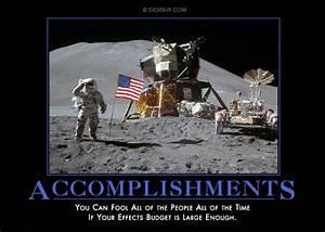 The Moon Landing was a Hoax - Metatech
