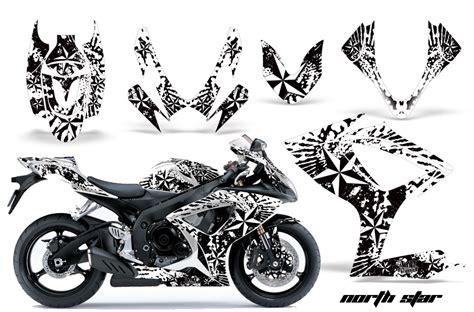 amr racing graphic kit suzuki gsxr 600 750 06 07 decal sticker out ebay