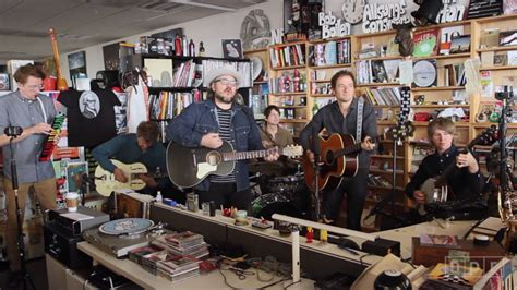 wilco perform tiny desk concert for npr consequence of sound