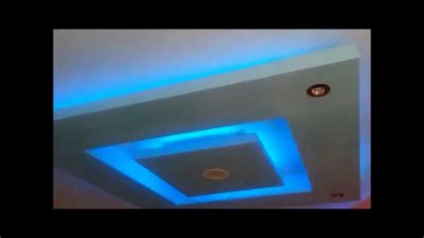 decoration faux plafond avec led alger