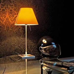 Tischleuchte Ohne Stromkabel : tischleuchte costanzina 2 farben ohne schirm wohnlicht ~ Markanthonyermac.com Haus und Dekorationen