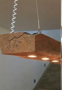 Deckenlampe Selber Machen : die besten 25 tischleuchte holz ideen auf pinterest tischleuchten uk led lampe und ~ Markanthonyermac.com Haus und Dekorationen