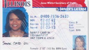 Illinois Driver's Licenses And ID Cards Might Not Be Good ...