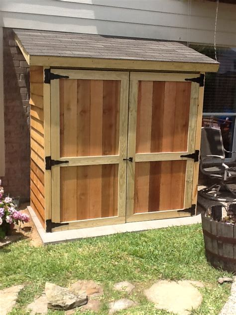 white small cedar shed diy projects