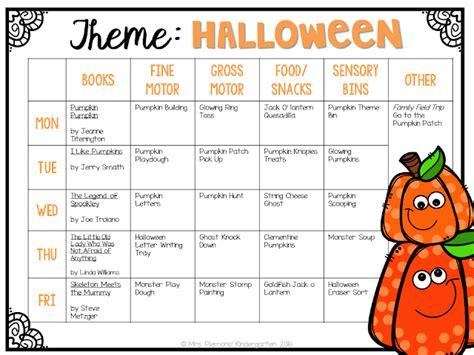 Tot School Halloween  Mrs Plemons' Kindergarten