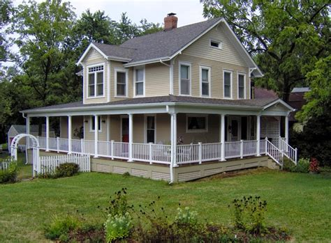 Home Design With Wrap Around Porch : Ranch Style Home Plans With Wrap Around Porch