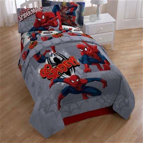 Spidermango Spidey Bedding For Kids