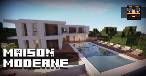 tuto maison moderne grande maison