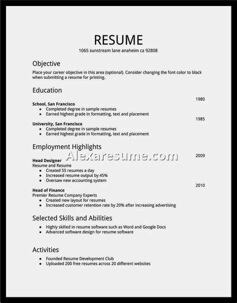 Easy Job Resume Samples  Resume Template  Cover Letter. 100 Great Resume Words. Resume Uploader. Skills To Put On Resume For Retail. What Skills To Include On Resume. Beginner Actor Resume. Tufts Resume. High School Graduate Resume With No Work Experience. Resume Copy And Paste Formatting