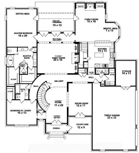 3 br 2 5 ba house plans ideas 653749 two story 4 bedroom 5 5 bath style house