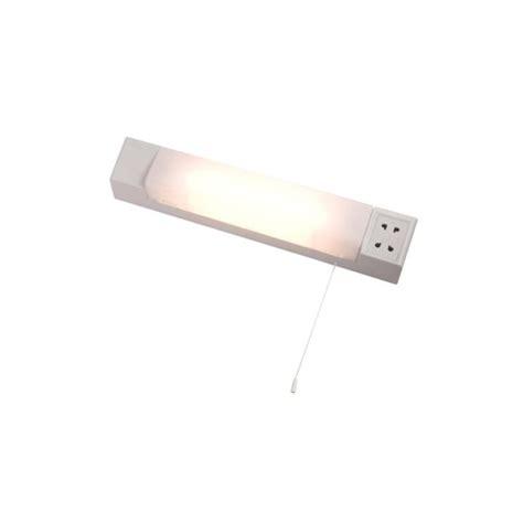 r 233 glette avec 2 prises rasoir et diffuseur interrupteur 224 corde 440x70mm pour salle de bain