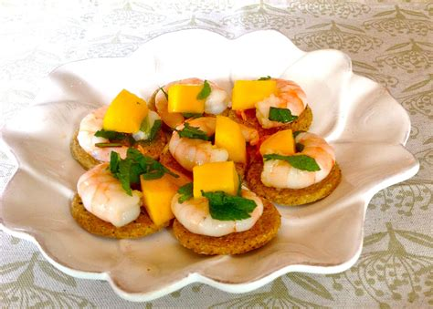 recipes really easy ideas for canapes covent garden