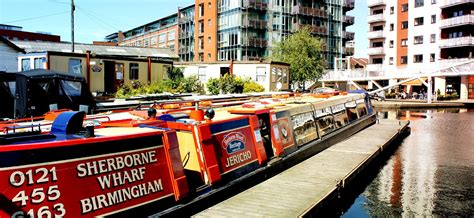Party Boat Birmingham by Charters Parties Sherborne Wharf