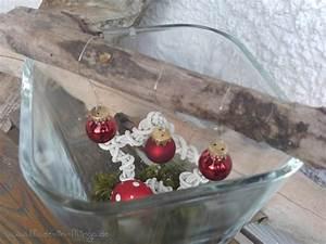 Hängende Deko Fürs Fenster : zu weihnachten schnell und einfach basteln kleine deko im glas ~ Markanthonyermac.com Haus und Dekorationen