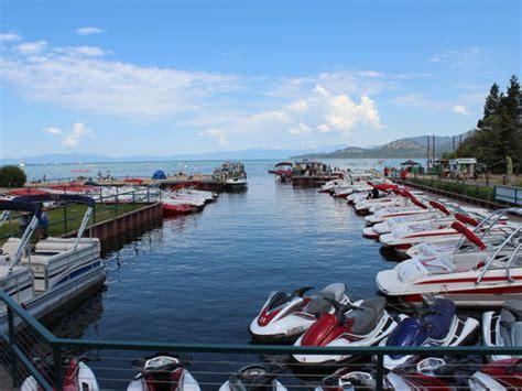 Tahoe Keys Marina Boat Rentals by Rnr Vacation Rentals South Lake Tahoe Vacations And Fun