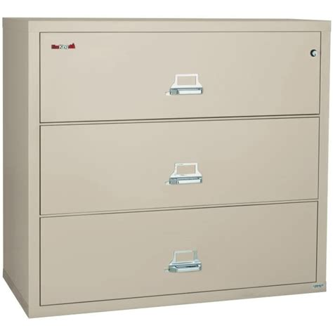 Three Drawer Filing Cabinet by Fireking 3 3122 C 31 Quot Wide Lateral File Cabinet With 3 Drawer
