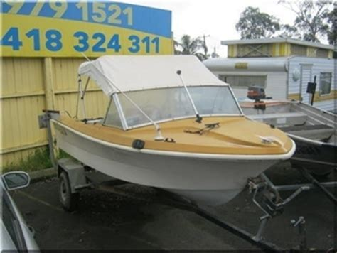 Swift Craft Boat History by Boat Swift Craft Sea Ranger Ob113 4 2m Length Auction