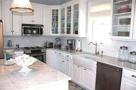 Sea Glass Cottage  Beach Cottage Kitchen