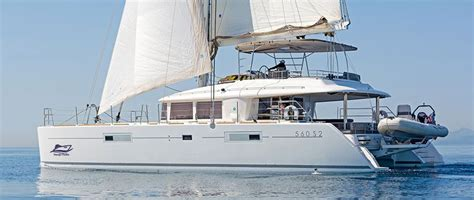 Catamaran Hire Ionian by Lagoon 560 Luxury Crewed Catamaran Greece Main 1