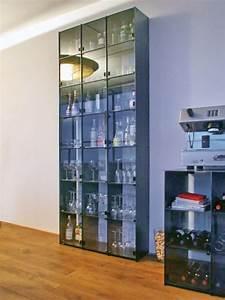 Regale Mit Glastüren : cd regal glast r bestseller shop f r m bel und einrichtungen ~ Markanthonyermac.com Haus und Dekorationen