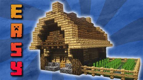 Minecraft Kleines Haus Bauen Mit Download Deutsch