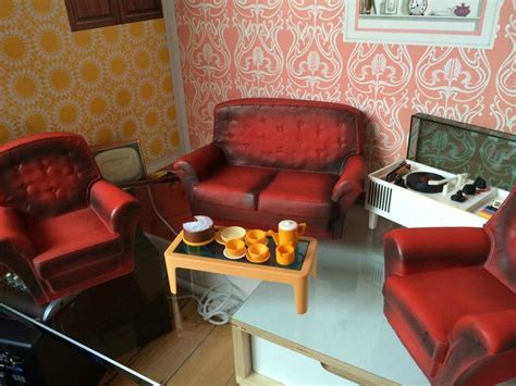 Sindy 1970's Vintage Living Room Set / Furniture Fun Gift Exchange Ideas For Christmas Executive Gifts Sister In Law Recycled Top 8 Year Old Boy Moms Best My Wife