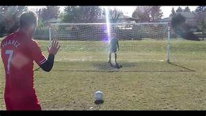 How to take a penalty kick in football | How to shoot a ...