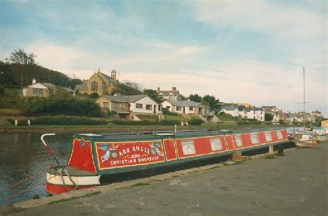 Ark Angel Boat by Untitled Document Www Bude Canal Co Uk
