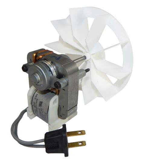broan replacement vent fan motor and blower wheel 50 cfm