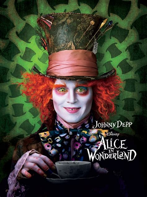 Tim Burton's Alice In Wonderland Madly Overrated  Marge