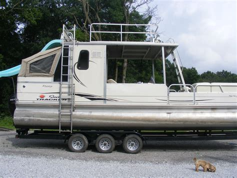 Boats For Sale Under 25000 by Sun Tracker Party Hut 30 2005 For Sale For 25 000 Boats