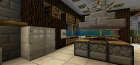 come make a functioning kitchen in minecraft this saturday 171 minecraft