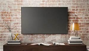Tv An Wand Anbringen : montage der perfekten tv wandhalterung f r den flachbildfernseher fernseher test 2018 ~ Markanthonyermac.com Haus und Dekorationen