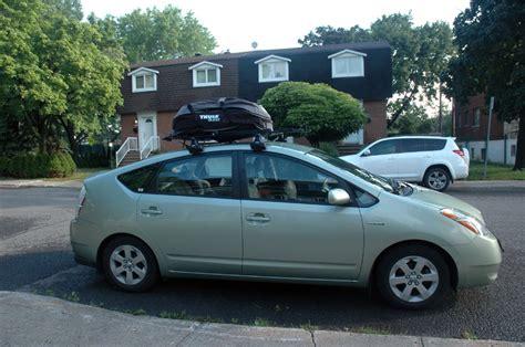 effet d un sac de toit sur la consommation d une voiture
