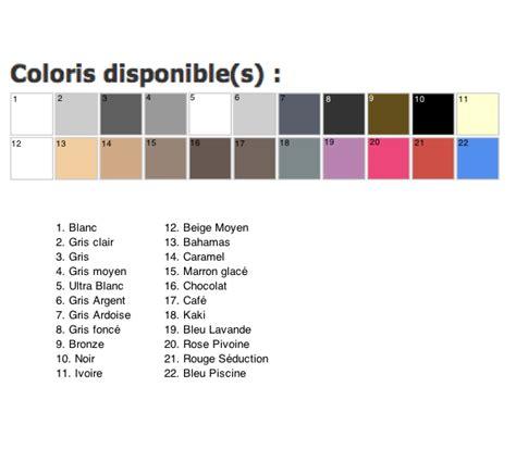 joints choix de couleur salle de bain jointure multicolore