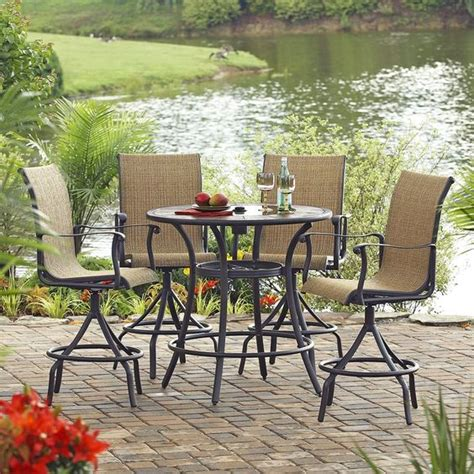 allen roth dining sets and outdoor dining set on
