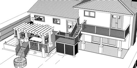 Deck Design And Estimating Software Technology