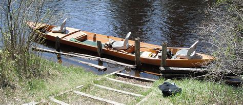 Au Sable River Boat by Au Sable River Siren Songs And Yarnies Fly Fishing Madness
