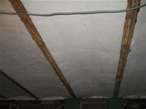 quelle solution pour isoler le plafond d une cave r 233 novation d une maison de ville
