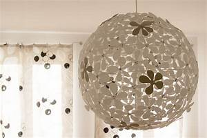 Lampenschirm Basteln Einfach : so einfach zum stylishen lampen unikat ikea hacks pimps blog new swedish design ~ Markanthonyermac.com Haus und Dekorationen