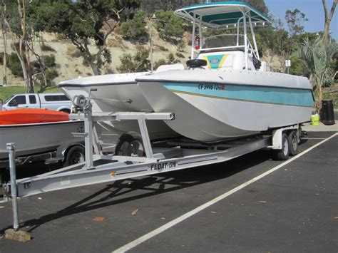 Used Boats For Sale Dana Point by 1999 Used Manta Ray Power Catamaran Boat For Sale