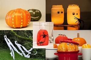 Gruselige Halloween Deko : halloween deko selber machen ~ Markanthonyermac.com Haus und Dekorationen