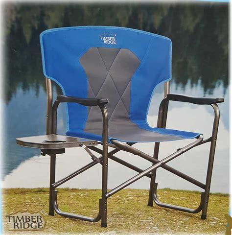 timber ridge 2016 director s chair blue