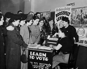 First Women Vote in 1920 | 1920 Women's Right to Vote | If ...