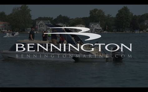 Board Behind Boat by 61 Best 2015 Bennington Pontoon Boat Models Images On