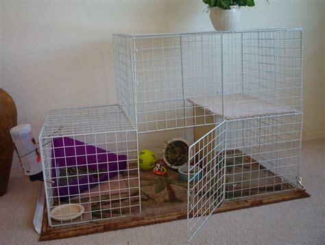 Indoor Cages  Rabbits Indoors